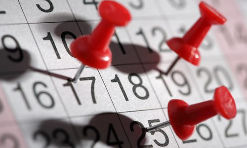 Bookkeeping service date