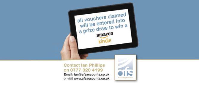 Prize draw offer
